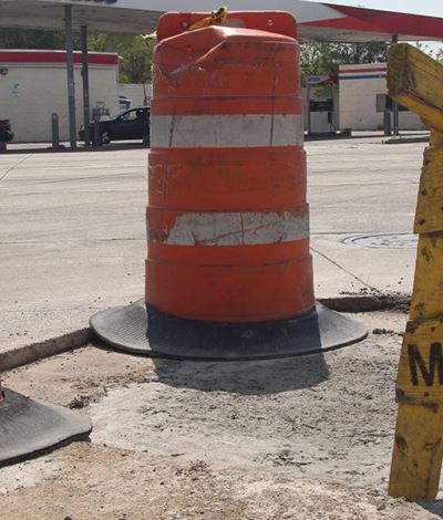 Western Avenue and Monee Road Construction