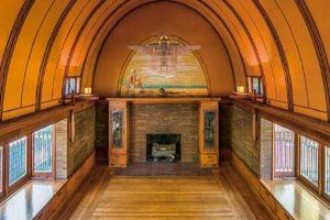Frank Lloyd Wright HomeandStudio_playroom_470x240