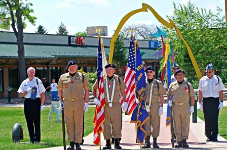 Village of Park Forest to Hold Memorial Day Ceremony on Monday, May 30