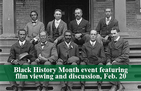 Park Forest Commission on Human Relations to Host Film, Panel Discussion on Feb. 20 to Celebrate Black History Month