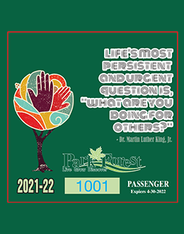 2021-22 vehicle sticker