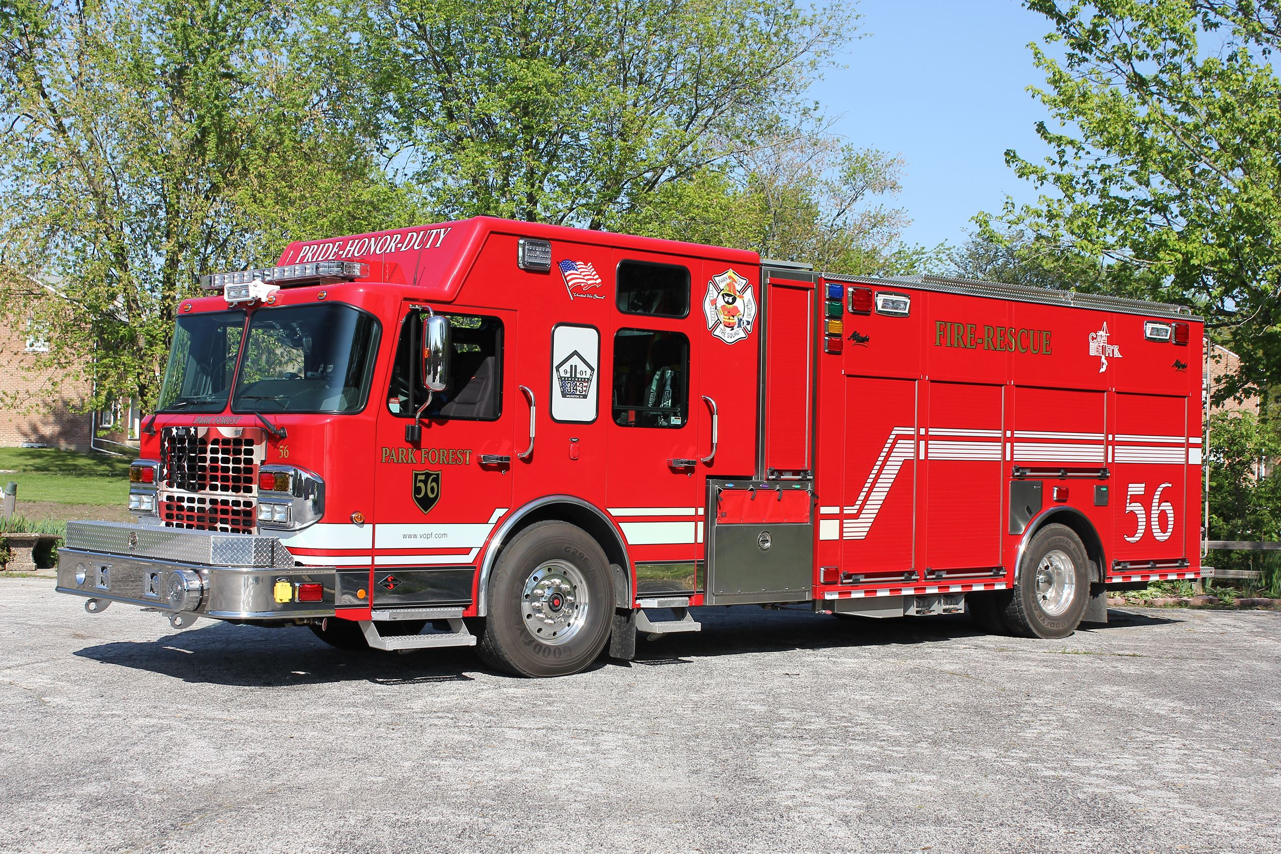 Engine 56 J  Gebet Credit