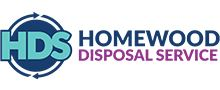 Homewood Disposal Logo 2019